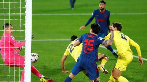 El Atlético arranca una victoria de oro al Villarreal | 0-2