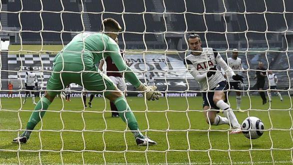 Ligas europeas. Bale explota, Ronaldo solloza y el Manchester City domina