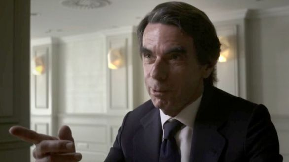 Récord de Lo de Évole gracias a Aznar