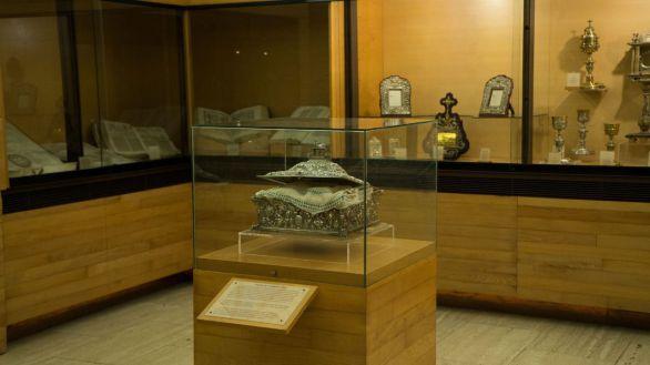 Una reliquia olvidada en Coria: los cuatro metros de tela que sirvieron de mantel en la Última Cena