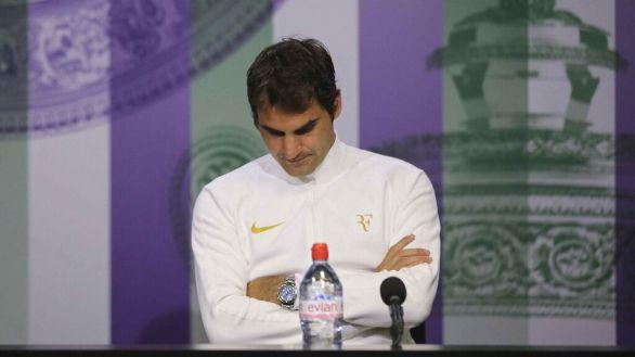 ATP. Federer preocupa: 'Sus músculos se han deteriorado'