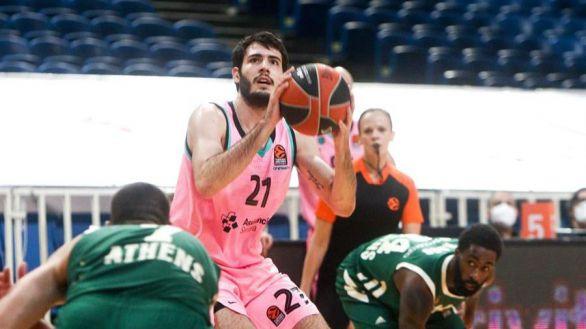 Euroliga. El Barcelona conquista Atenas y refuerza su liderato   77-85