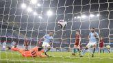 Ligas europeas. El City salva su racha y Morata rescata a la Juventus