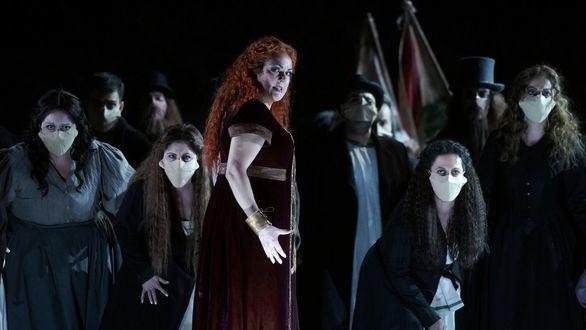 El Teatro Real estrena