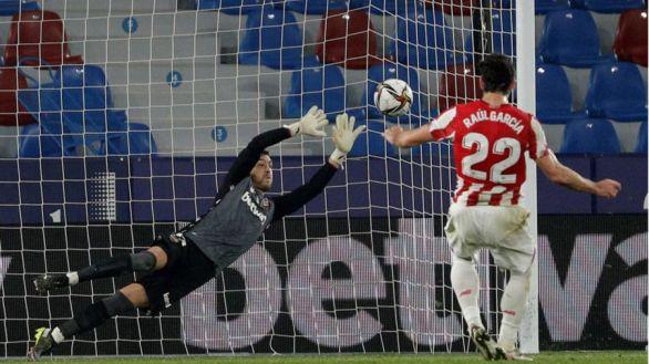 Copa del Rey. El Athletic supera al Levante en la prórroga para firmar doblete de finales |1-2
