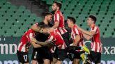 El Athletic remontó frente al Levante y jugará la final de la 'Copa del Rey'.
