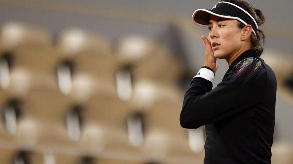 Torneo de Doha. Muguruza disputará la final tras la retirada por lesión de Azarenka
