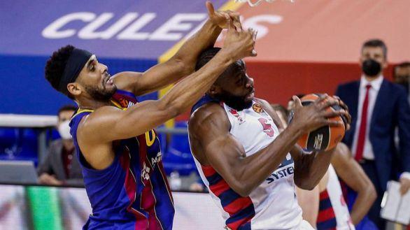 Euroliga. El Barcelona minimiza las esperanzas del Baskonia |71-57