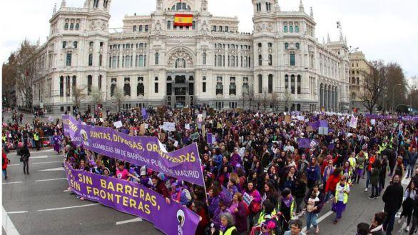 La Justicia confirma la cancelación de todas las marchas previstas para el 8M en Madrid