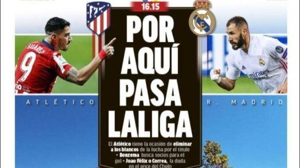 Las portadas de los periódicos de este domingo 7 de marzo