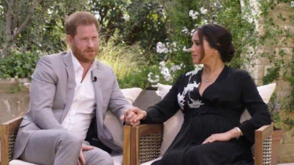 Meghan Markle acusa de racismo a la familia real y dice que pensó en suicidarse
