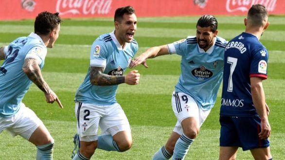 El Celta supera al Huesca en un tiroteo maravilloso | 3-4
