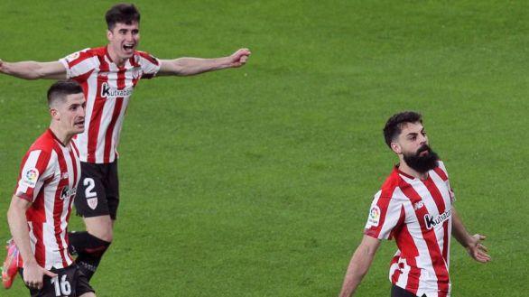 El Athletic sigue montado en el efecto Marcelino | 2-1