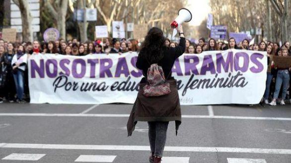 El Constitucional rechaza el recurso de los sindicatos y mantiene la prohibición del 8M