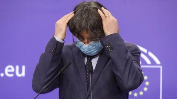 La mayoría del Parlamento Europeo retira la inmunidad a Puigdemont