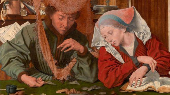 El Prado expone a Marinus, el pintor que retrató a banqueros, recaudadores o usureros
