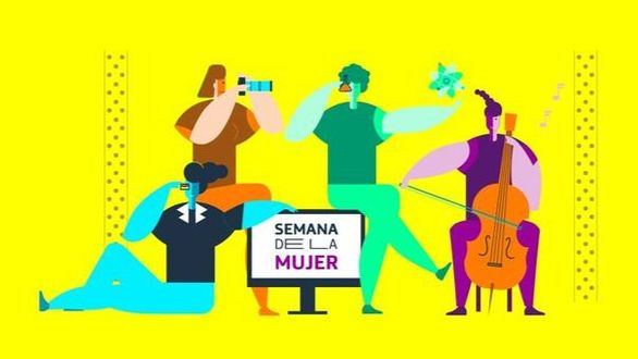 Charlas, encuentros y música para celebrar la Semana de la Mujer en Fundación Telefónica
