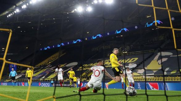 El Sevilla despierta pero Haaland le entierra | 2-2