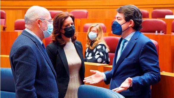 El PSOE presenta otra moción de censura contra PP y Ciudadanos en Castilla y León