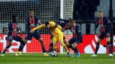 El Barcelona mejora pero no puede con Keylor Navas | 1-1