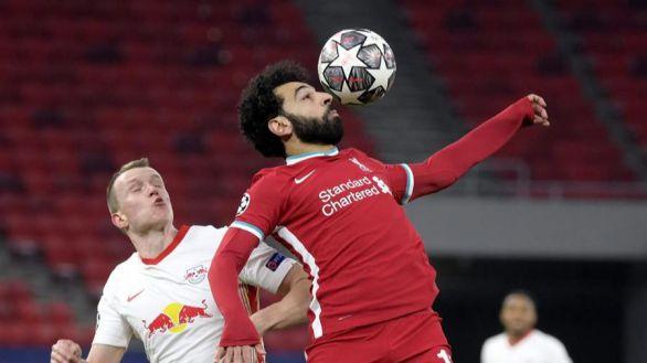 El Liverpool revive en Europa y despacha al Leipzig | 2-0