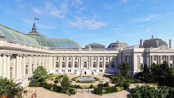 El Grand Palais, sede de la Exposición Universal de 1900, cierra por renovación