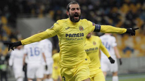 Liga Europa. La zaga se viste de 9 para que el Villarreal mire a cuartos |0-2