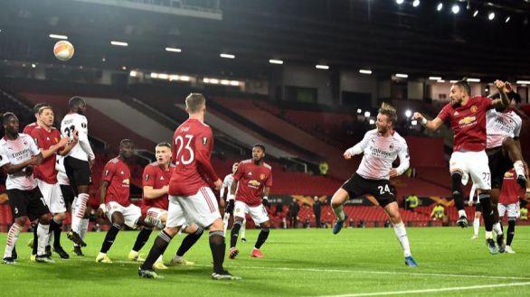 Liga Europa. De las dudas del United a la convicción de Villarreal, Granada y Tottenham