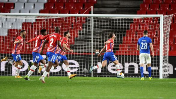 Liga Europa. El Granada toma ventaja ante el Molde |2-0