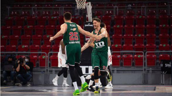 Euroliga. El Baskonia coge impulso para mantenerse en la lucha por el Top 8 |78-71