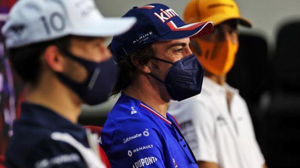 Pretemporada F1. Fernando Alonso empieza avisando al resto