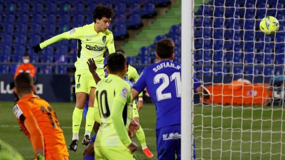 El Getafe atrapa al Atlético, no sin polémica | 0-0