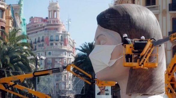 Valencia sin Fallas: un hito que se repite por séptima vez en la historia