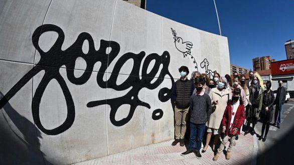Alcalá de Henares inaugura un monumento y glorieta dedicado a Forges