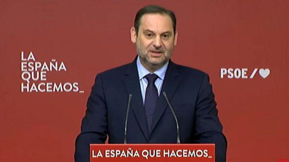 Ábalos no da por perdida la moción de censura en Murcia:
