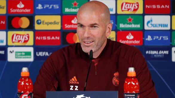 Zidane abre la puerta al regreso de Cristiano: