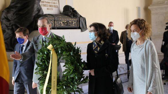 La abogacía madrileña a Eduardo Dato en el centenario de su muerte