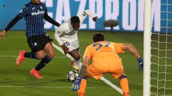 El Real Madrid apoca al Atalanta con el mejor Vinicius | 3-1