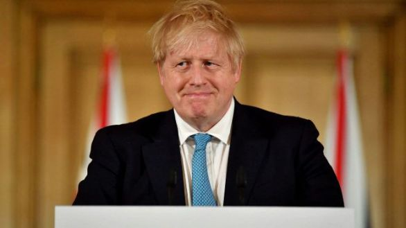 Boris Johnson se apoya en el Brexit para el rearme nuclear de Reino Unido