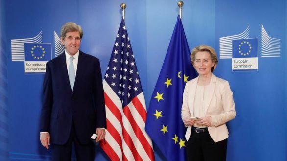 La alianza transatlántica ya está en los fogones de la UE y Estados Unidos