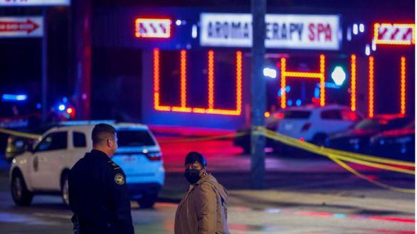 El sospechoso de los tiroteos en Atlanta los achaca a su