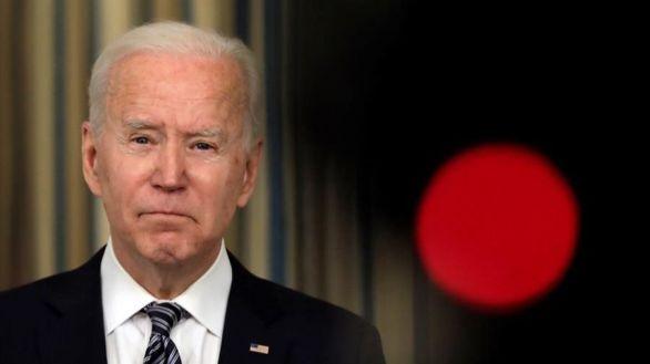 El presidente de EEUU, Joe Biden, el pasado lunes en la Casa Blanca.