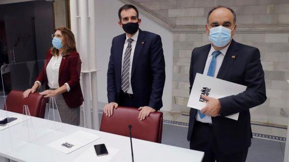 Fracasa la moción de censura en Murcia: los tres expulsados de Vox votarán en contra
