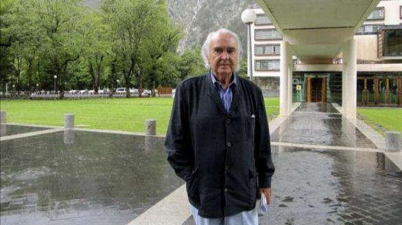 Fallece Antón García Abril, autor de más de 200 bandas sonoras para cine y TV