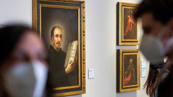 El Museo Goya incorpora a sus fondos un retrato de San Ignacio de Loyola