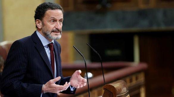 El portavoz de Cs en el Congreso, Edmundo Bal.