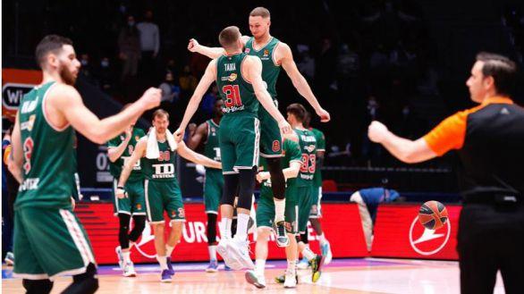 Euroliga. Machada del Baskonia tras remontar 18 puntos en cinco minutos |75-79