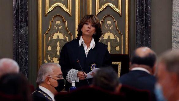 Acusan a Dolores Delgado de asaltar la cúpula fiscal con sus afines