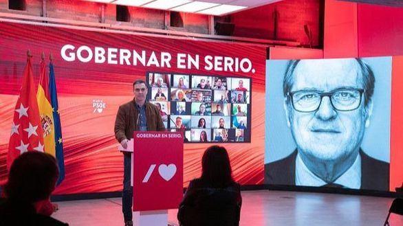 Sánchez entra en campaña en Madrid atacando a Díaz Ayuso por convocar elecciones