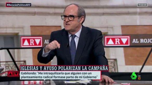 Gabilondo rechaza aliarse con Iglesias y busca el apoyo de Cs y Más Madrid